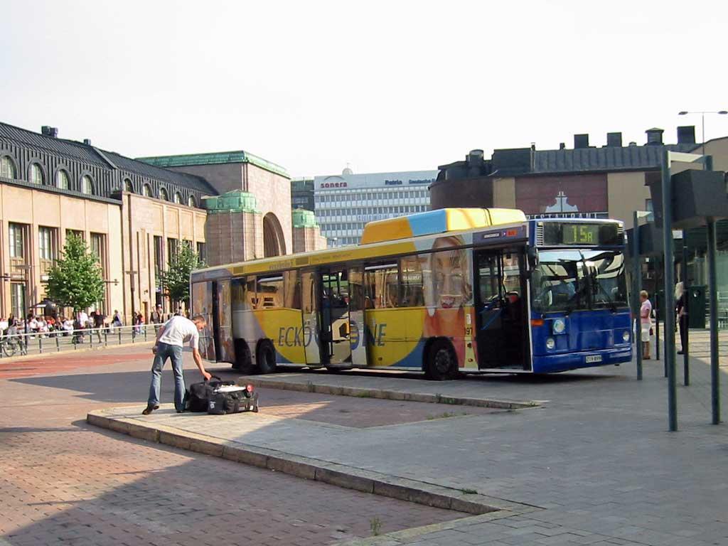 Helsingin lähiliikennekiertue 2005 -päiväkirja: Kimara